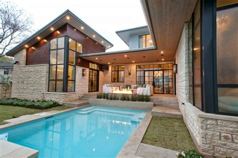 Moderne Häuser Mit Innenhof by Moderne Residenz Kombiniert Antike Elemente Mit