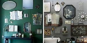 idee deco avec miroir rond chaioscom With idee deco entree maison 1 adoptez un miroir rond joli place
