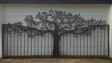 oak tree gate home design garden architecture blog