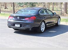 2013 BMW 6 Series 650i xDrive Gran Coupe Stock # 4N094033A