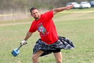 Scottish Hammer Throwing In Highland Games  U2013 Eagle Nation