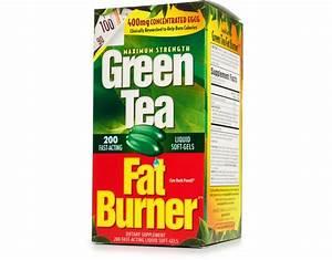 Boxed Com   Green Tea Fat Burner 200 Count