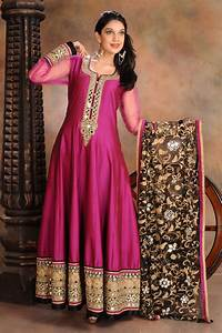 Buy Wine Mirror Work Salwar Suit online Salwaar Kameez