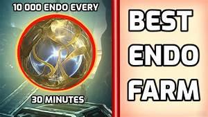 Best Endo Farm - Warframe Guide