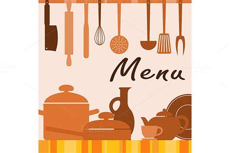 Contoh desain daftar menu untuk pada pengusaha kuliner. Background Untuk Menu Makanan » Maydesk.com