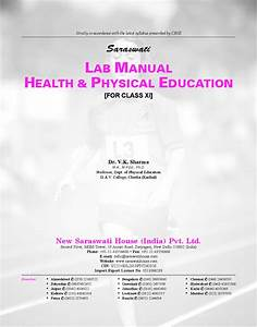 Download Health  U0026 Physical Education Lab Manual For Class