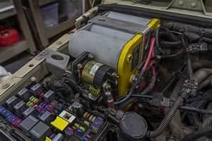 Diy Jeep Wrangler Jk Isolated Dual Batteries