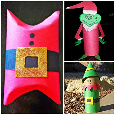 christmas crafts with toilet rolls diy toilet paper roll craft ideas for crafty morning