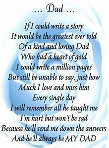 Happy Father's Day Poems from Daughter, Son {2016}* Funny ...