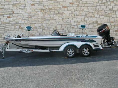 Ranger Bass Boat Models by 1997 Ranger Bass Boat Boats For Sale