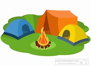 Camping Clipart - camping-clipart-6227 - Classroom Clipart