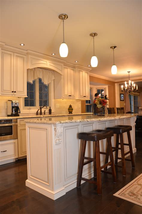 decorative glazed cabinets marlboro nj  design  kitchens