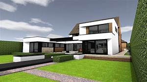 Ultra Contemporary Extension In Hull – Transform