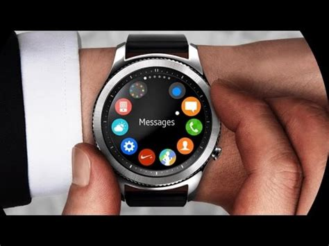 top best apps for the samsung gear s3 android smartwatch