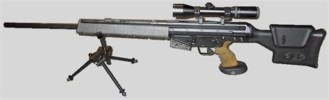 Heckler & Koch PSG-1 sniper rifle from Germany | Army and ...