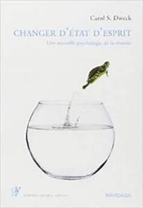 Les états d'esprit pas C. Dweck | Mon cahier d'écolier