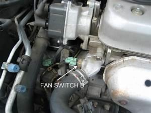 1991 Honda Accord Lx Radiator Fan Not Working - Honda-tech