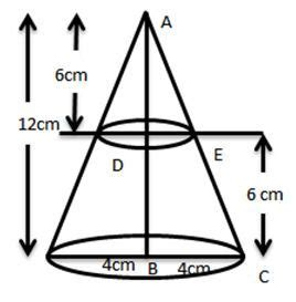 ncert solutions  class  maths surface areas