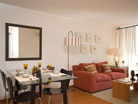 sala comedor en espacio pequeno en  decoracion