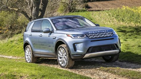 Land Rover Discovery Sport Image by 2020 Land Rover Discovery Sport Preview