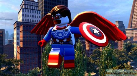 LEGO MARVEL Avengers Free Download Game Reviews And ...