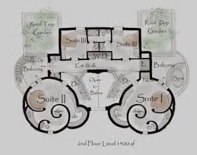 Stunning Blueprint Of A Castle by Castle House Plans Blueprints Floor Home Building Plans