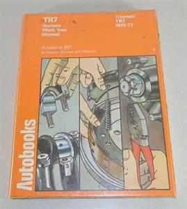 Repair Manual Triumph Tr7 Year 1975