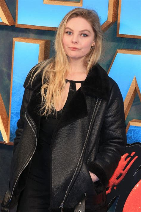 NELL HUDSON at Guardians of the Galaxy Vol. 2 Premiere in ...
