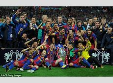 Barcelona players of the last 10 years 94 names from Eric