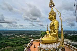 Tiger Cave Temple, Ban Krabi Noi (1), Thailand - A painful ...