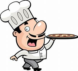 Chefs and food clip art Free Vector / 4Vector