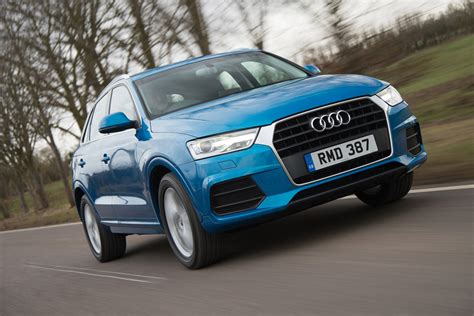 Audi Q3 Picture by New Audi Q3 2015 Facelift Uk Pictures Auto Express