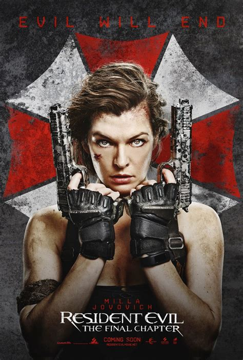 Resident Evil The Final Chapter  New Tv Spots Play Games
