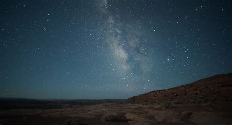 Milky Way From Earth Blog