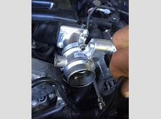 An EGR Race Pipe mod for the BMW X5 35d diesel SUV My