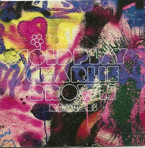 Coldplay Charlie Brown Remixes 2011 Cd Discogs