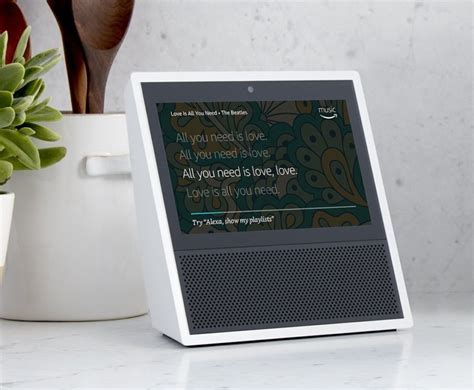 to take on with echo show competitor