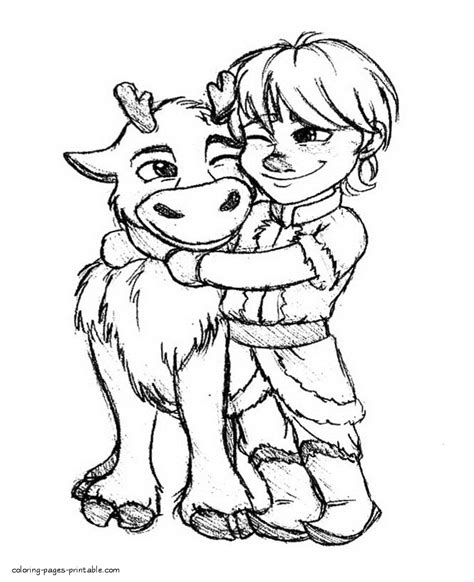 frozen coloring book pages  girls coloring pages