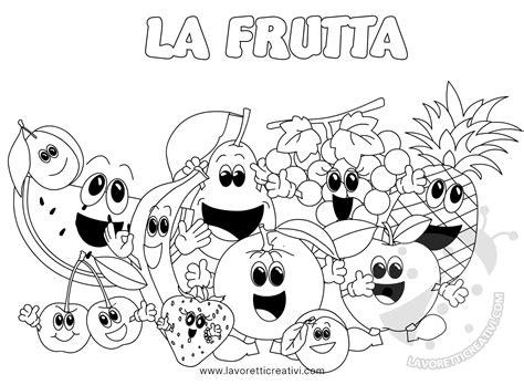 giochi gratis per bambini piccoli da colorare da colorare per bambini con frutta disegni da colorare per