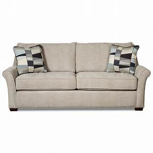 transitional queen sleeper sofa with memory foam mattress With queen sofa bed with memory foam mattress