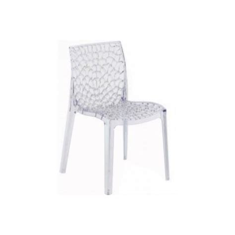 chaise abeille but declikdeco chaise transparente gruyer transparent vendu