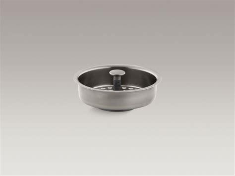 kohler sink strainer stainless steel standard plumbing supply product kohler k 8803 vs