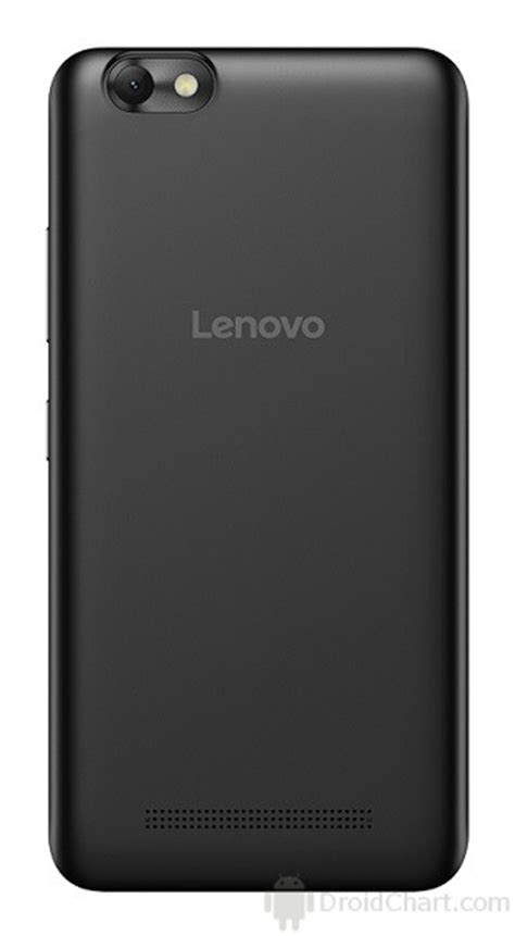 Lenovo Vibe C (2016) review and specifications