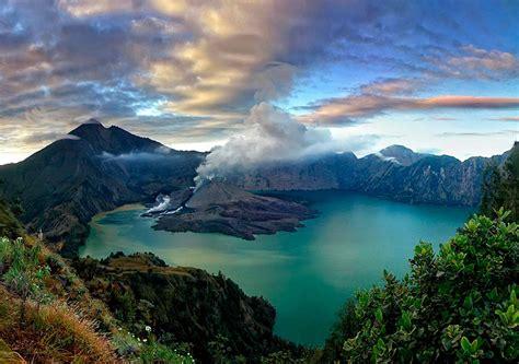 Mount Rinjani National Park, Lombok