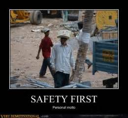 Safety First Funny