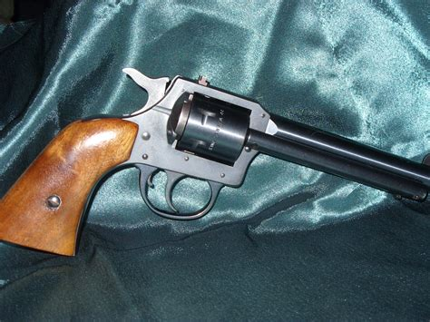 Handr 649 22 Magnum Double Action Auction Id 12127597