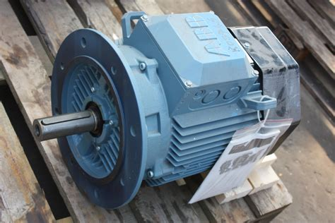 Abb Electric Motor by Abb 11kw 2011 Electric Motor Dijk Heavy Equipment