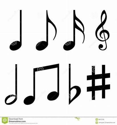 Symbols Notes Note Illustration Musical Abstract Google