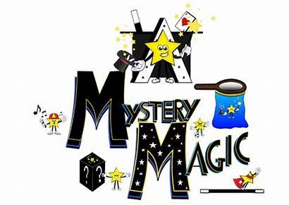 Mystery Magic Clipart Vector Mysterious
