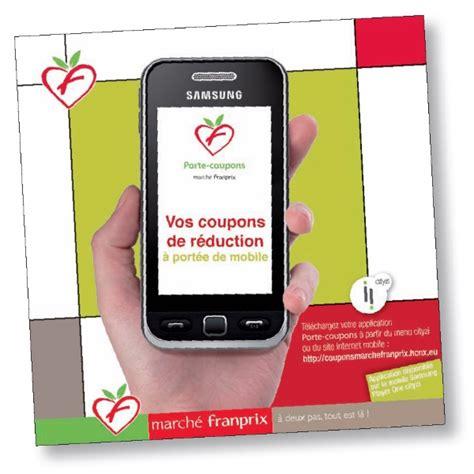 franprix si鑒e social franprix joue les pionniers du m couponing avec highco shopper